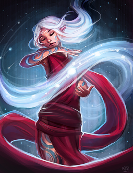 Celestial Melody - Aquarius