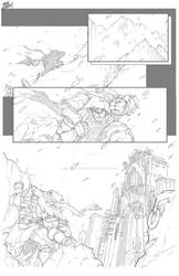 DOMINION'S LIGHT PAGE ONE