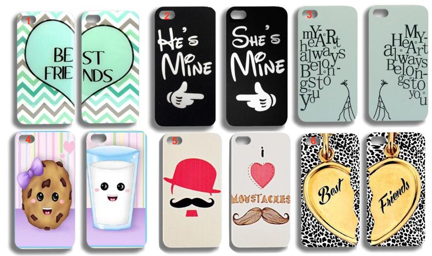 Case Design cute best friend phone cases : Cute Best Friend/Couple Phone Cases Set 2 by CaseInifinity on ...