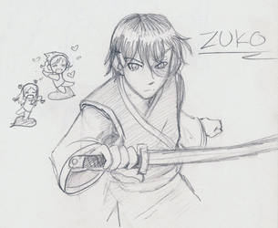 ZUKO LUV by kolidescope