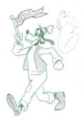 Disneyland - Goofy