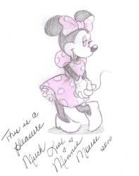 Disneyland - Minnie