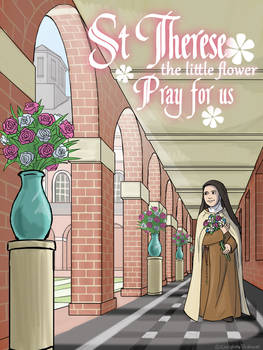 Saint Therese, The Little Flower