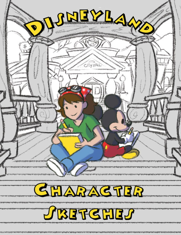 Disneyland - Cover Page 2