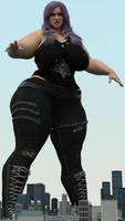 Giantess Dani