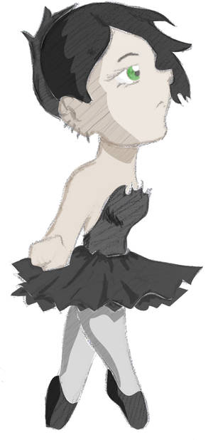 Morgwen Black Swan - Color