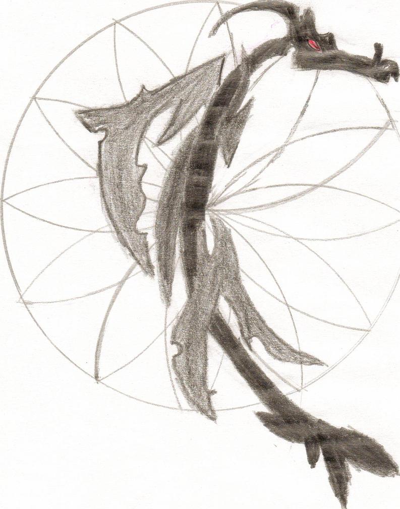 dragon tattoos