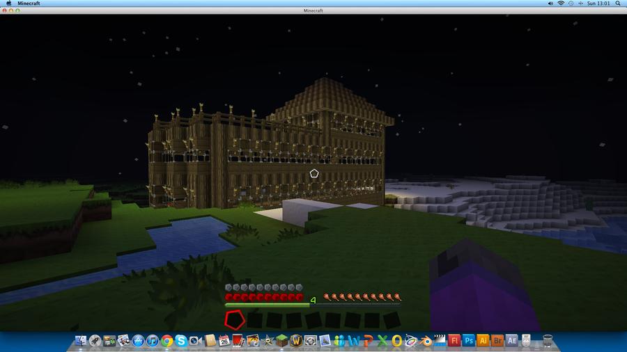Minecraft Survival House By JackAlbone ...
