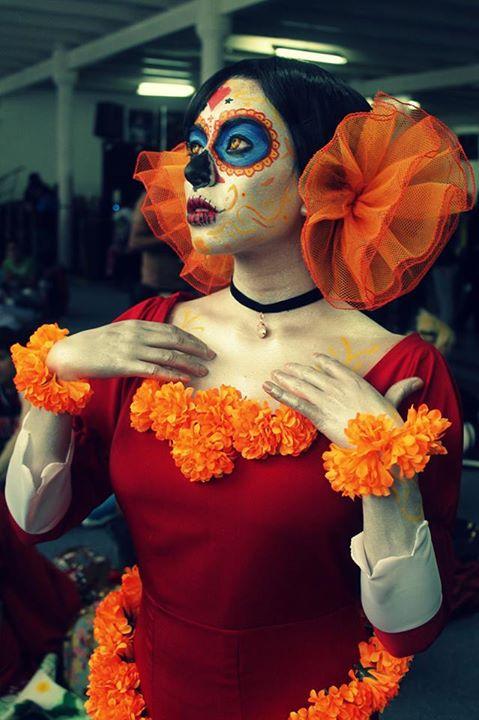 La Catrina -El libro de la vida- by Saezumy on DeviantArt