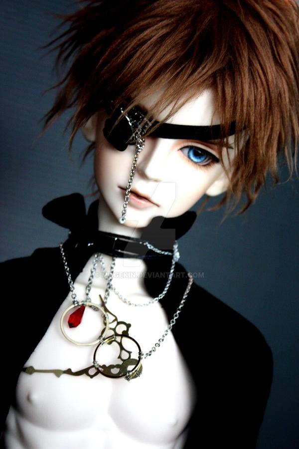 DOL Jan- Meet Mr Hyde by magekin