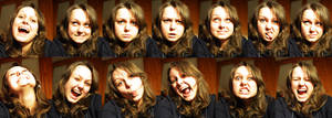 Face expressions reference