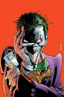 The Joker by chickenbag27
