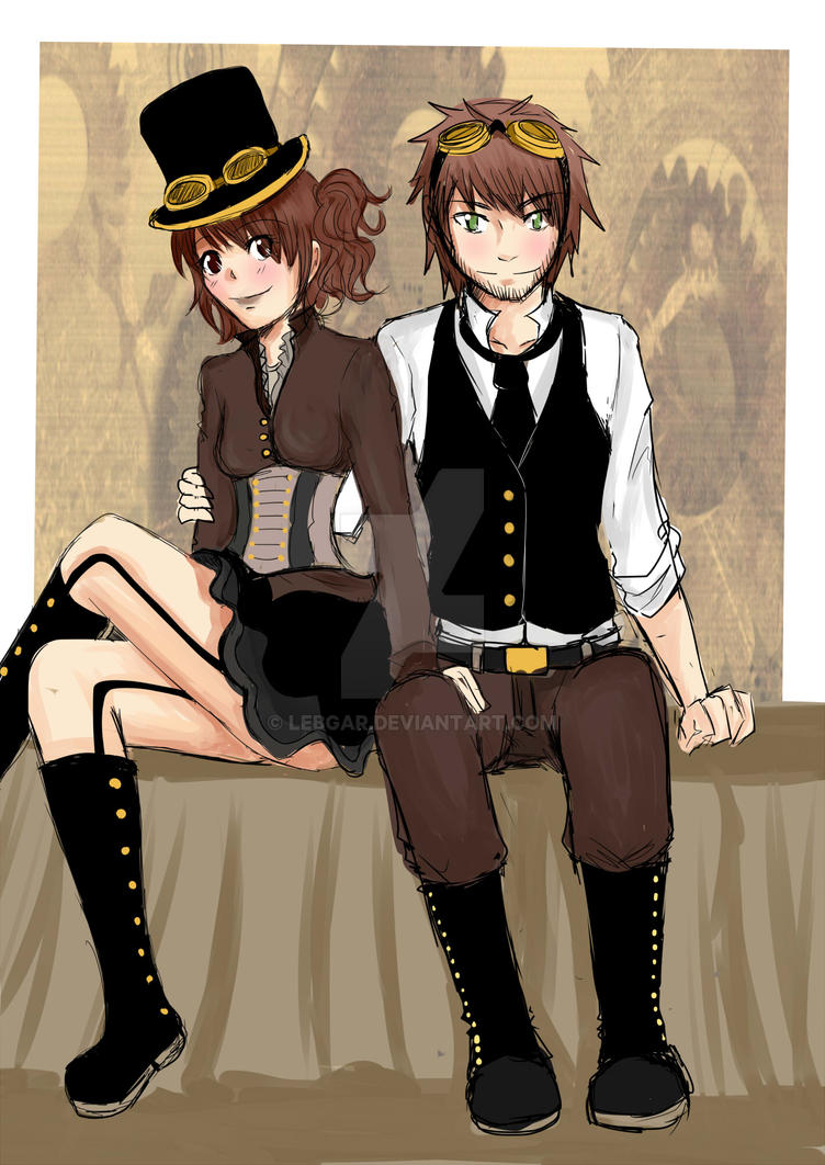 Day 15 in a different clothing style by lebgar on deviantart Different fashion style groups