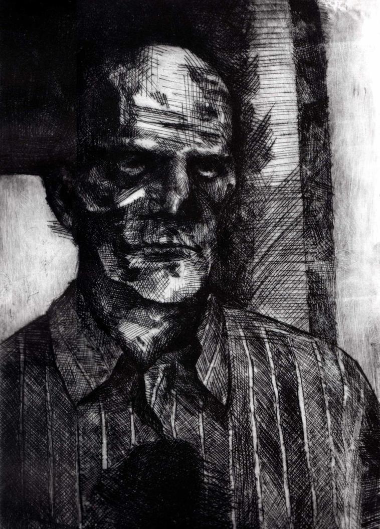 Portrait of war by WaleVale