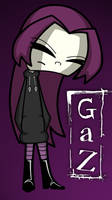 Invader Zim - 'Teen Gaz' Color