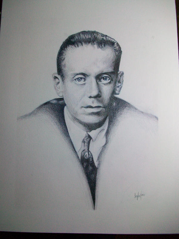 Cole Porter by Hambuster122