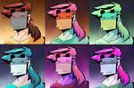 Leo Alt colours
