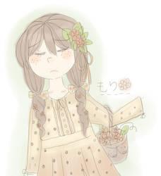 mori girl by pudding-desu