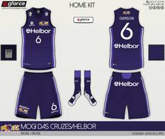 Mogi das Cruzes - Helbor Basketball - Fantasy Home
