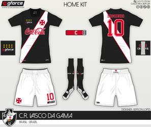 652e2eacdbc gersonlopesfilho 0 0 Vasco da Gama Home Kit by gersonlopesfilho