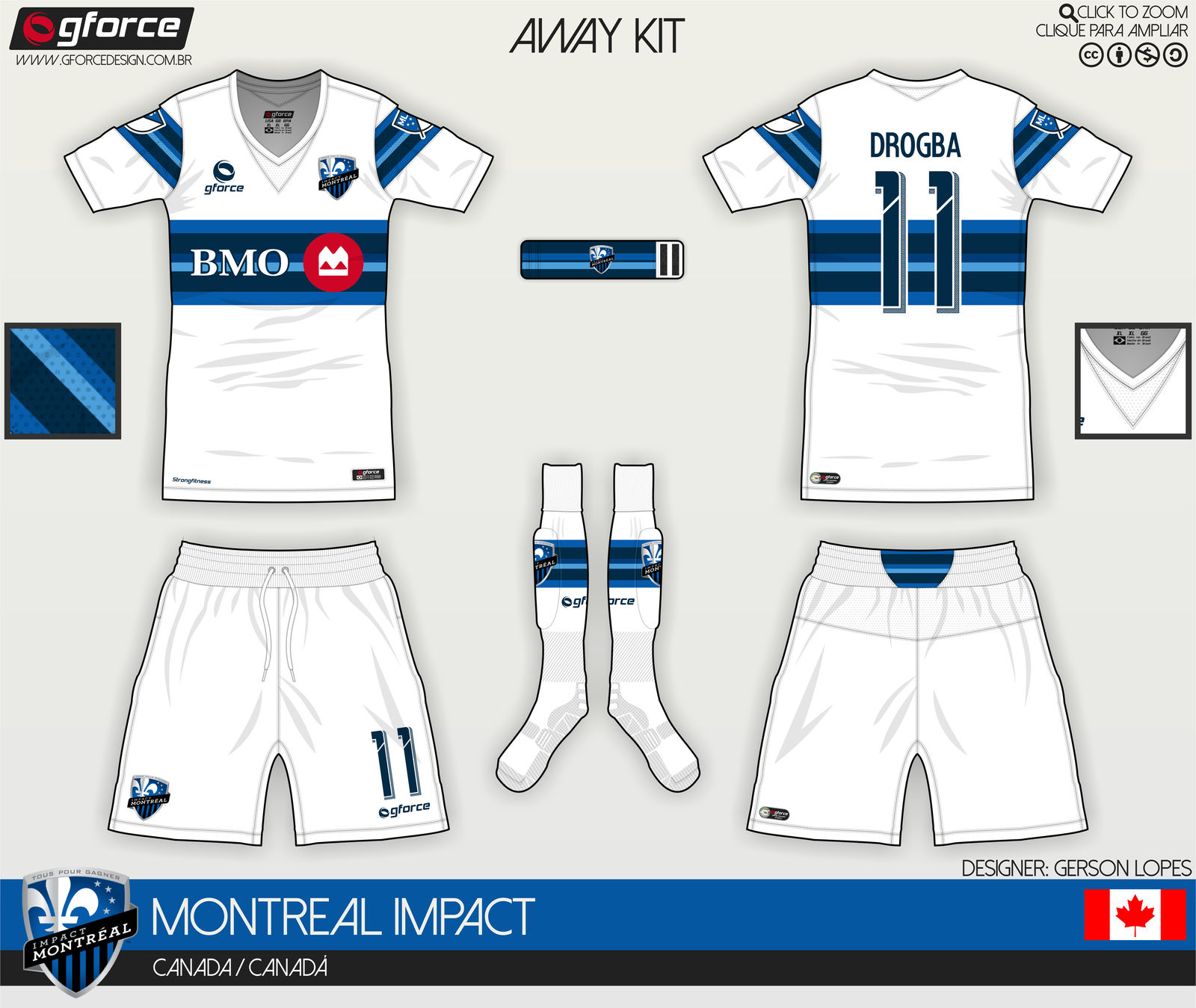competitive price 90a41 08636 Montreal Impact Away Kit by gersonlopesfilho on DeviantArt