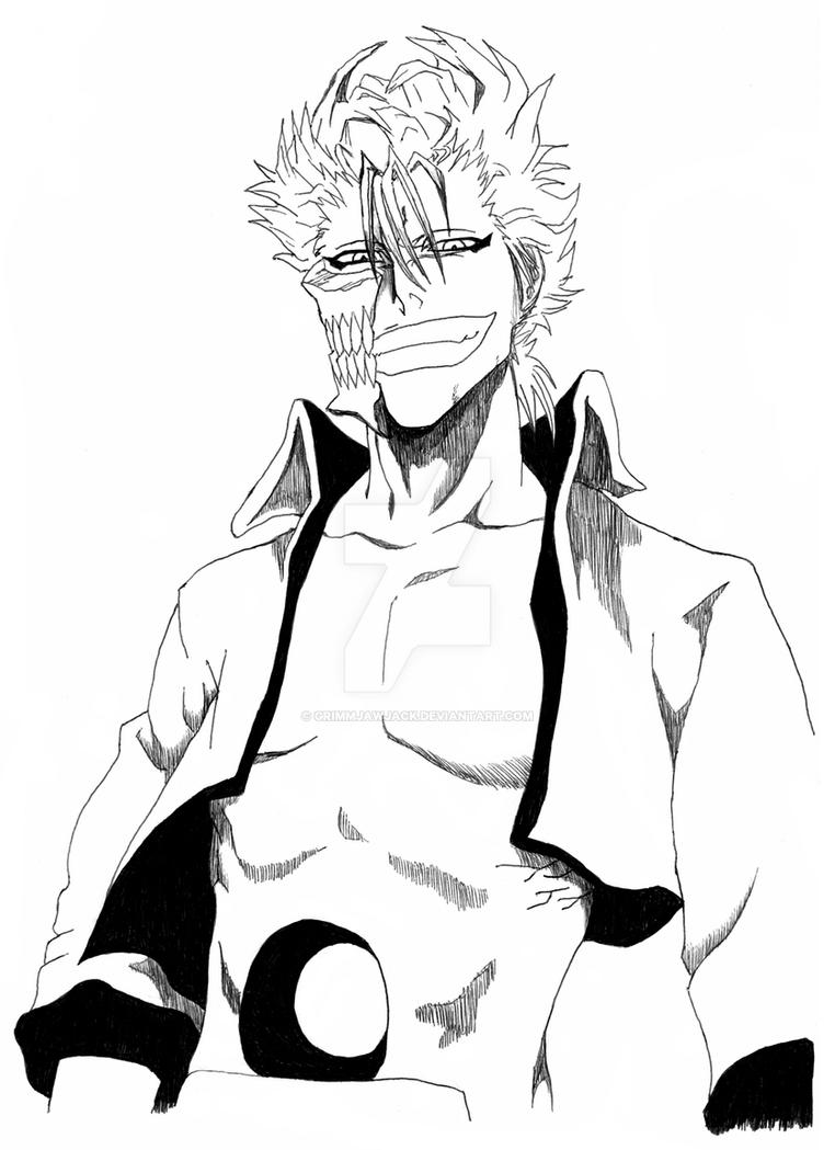 Grimmjow Is Back by GrimmjawJack