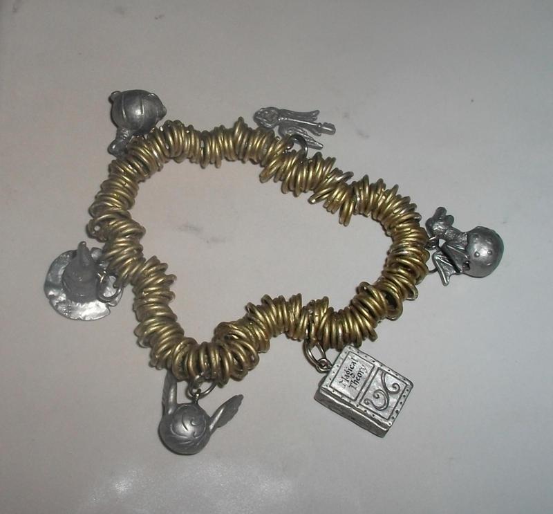 Harry Potter Charm Bracelet By Berkyfingo On DeviantArt