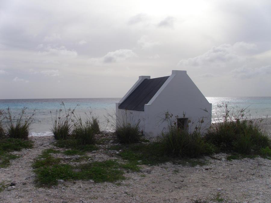 Slave hut on bonaire by berkyfingo on deviantart - The dive hut bonaire ...