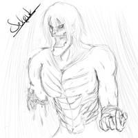 Eren Titan 2 by SelcukDis