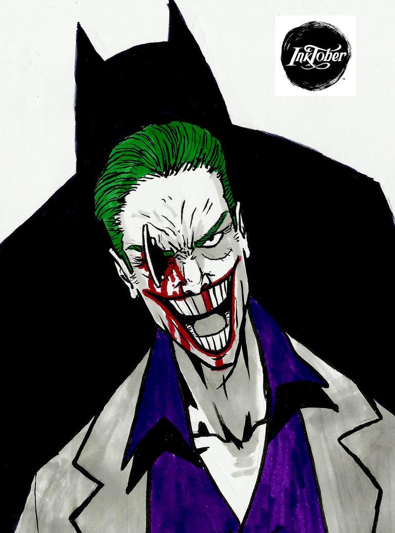 Joker Ink Dk by Conde-Hiro