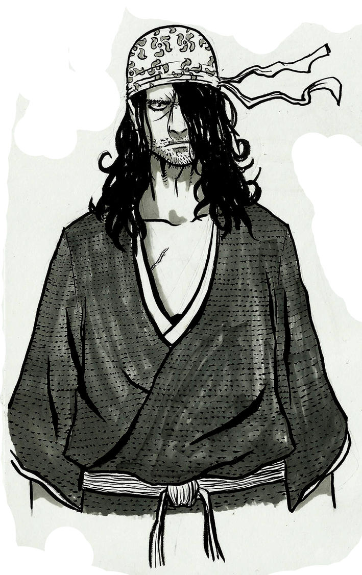 Baiken Shishido by Conde-Hiro