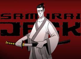 Samurai Jack by Conde-Hiro