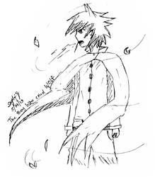 (Fanart) The Boy Who Cried Wolf by Shine-Hikaru