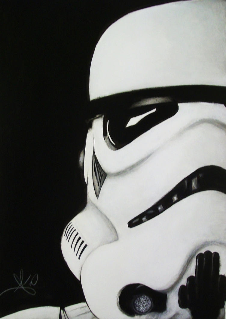 Stormtrooper by lorenzothekiller