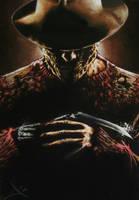 Freddy Krueger by lorenzothekiller