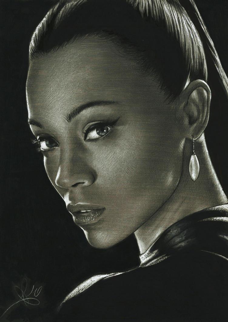 Uhura HQ by lorenzothekiller