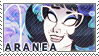 Aranea Stamp by Blumestien