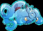Playful Genie