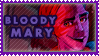 Bloody Mary Stamp by Sadovod-Ogorod