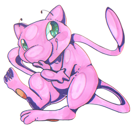 :Markers: Mew