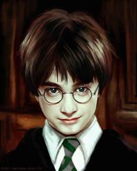 Harry Potte by Marcianca