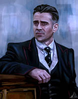 Percival Graves by Marcianca