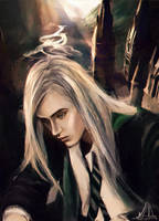 Lucius Malfoy by Marcianca