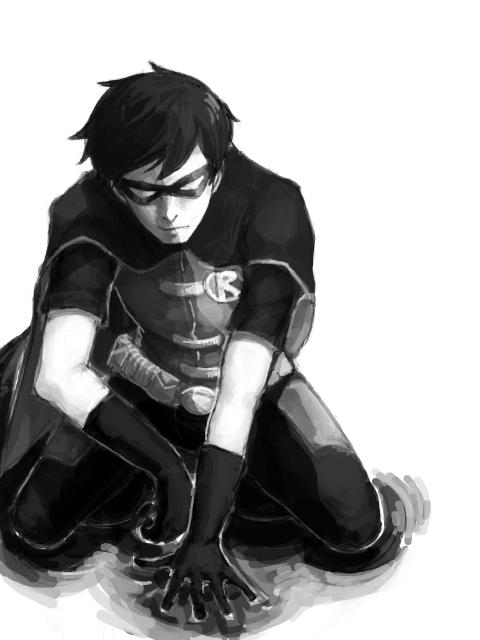 YJ: Robin by kin-kreet