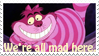 We're all mad here. by SekerAsar