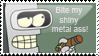 Bender-Bite my shiny metal ass by SekerAsar
