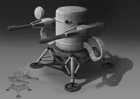 Lunar Defence Turret