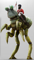 Cavalry Bug