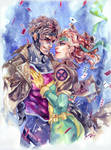 Rogue and Gambit Commission 2
