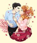 Romantic Shoujo Couples